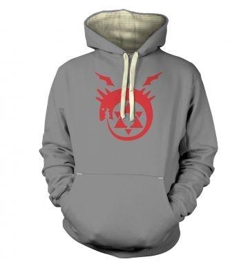 Ouroboros hoodie (premium)