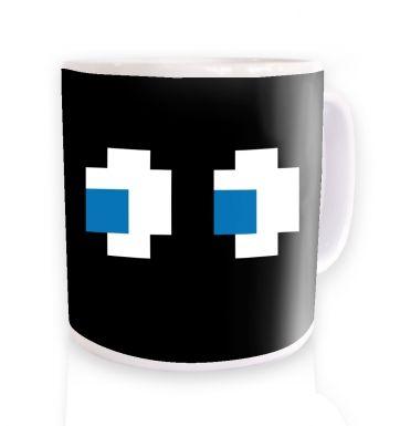 Ghost Eyes  mug
