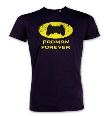 Padman Forever (black) premium t-shirt