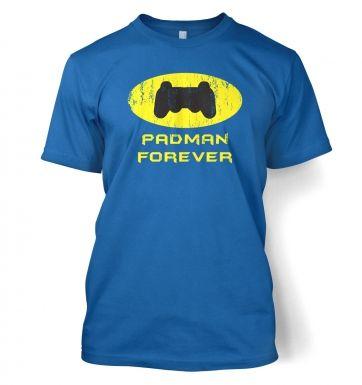 Padman Forever (black) t-shirt