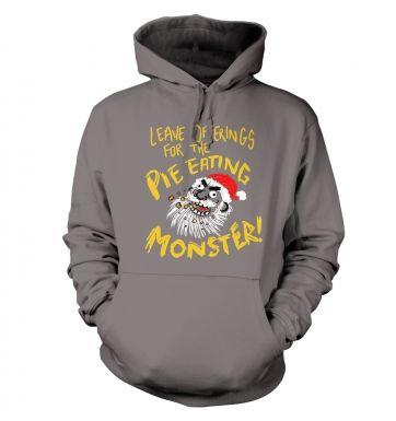 Pie Monster hoodie