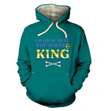Pirate King premium hoodie