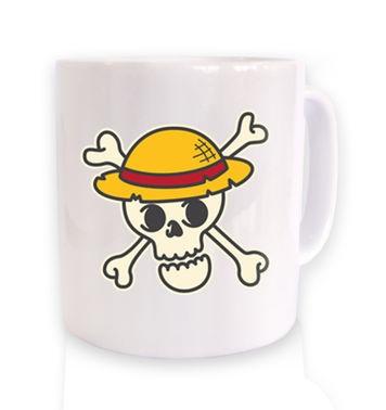 Pirate Skull mug