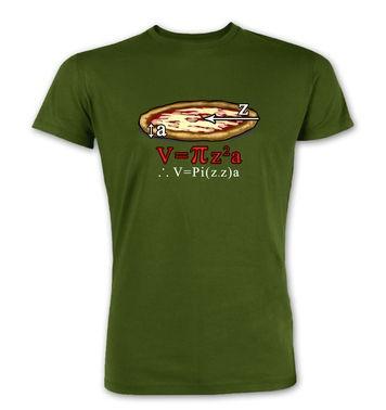 Pi.z.z.a  premium t-shirt