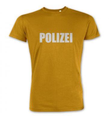 POLIZEI  premium t-shirt