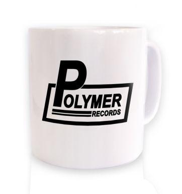Polymer Records mug