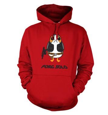 Porg Solo hoodie