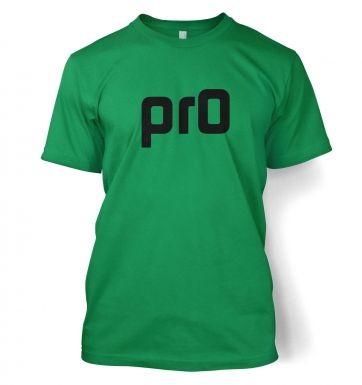 Pr0  t-shirt