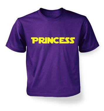 Princess kids' t-shirt