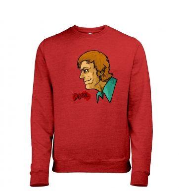 Profile Of A Killer heather sweatshirt