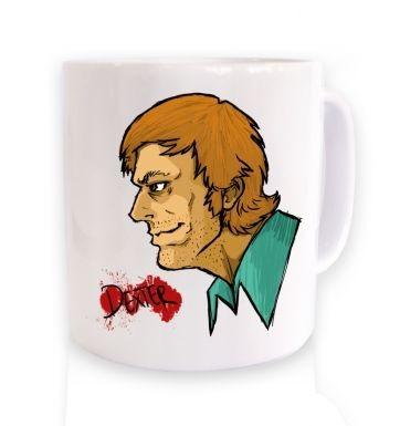 Profile Of A Killer mug