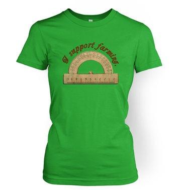 Pro-Tractor women's t-shirt