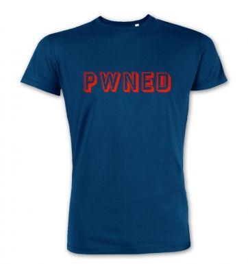 Pwned  premium  premium t-shirt