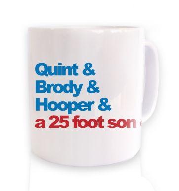 Quint and Brody mug