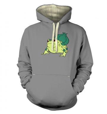 Real Life Bulbasaur hoodie (premium)