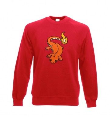 Real Life Charmander sweatshirt