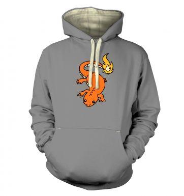 Real Life Charmander hoodie (premium)