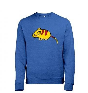 Real Life Pikachu heather sweatshirt