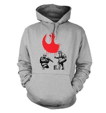 Rebel Stormtroopers hoodie