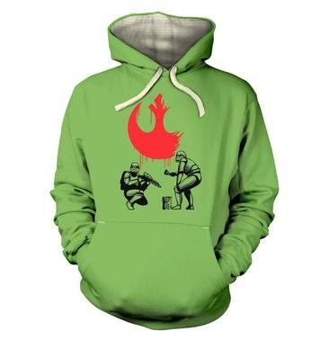 Rebel Stormtroopers hoodie (premium)