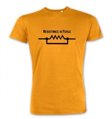 Resistance Is Futile (US)  premium t-shirt