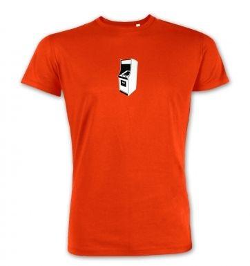 Retro Arcade Cabinet  premium t-shirt