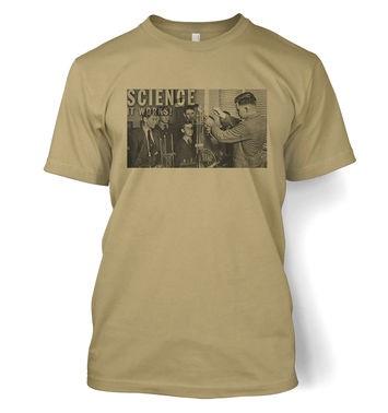 Retro Science Graphic t-shirt