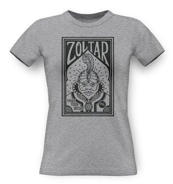 Retro Zoltar classic women's t-shirt