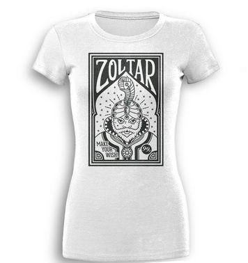 Retro Zoltar premium women's t-shirt