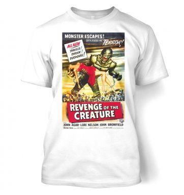 Revenge Of The Creature  t-shirt