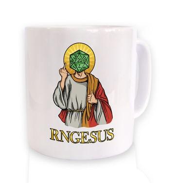 RNGesus mug