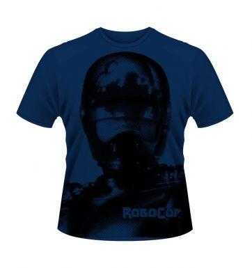 Robocop Helmet (Jumbo Print) t-shirt - Official