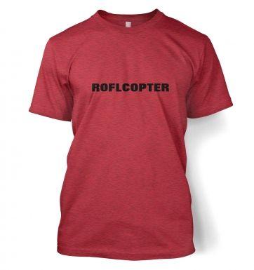 ROFLCOPTERt-shirt
