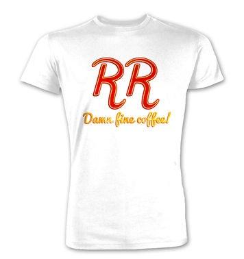 RR Damn Fine Coffee premium t-shirt