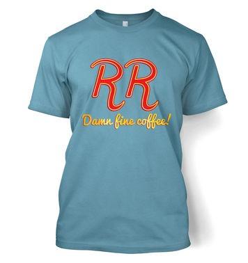 RR Damn Fine Coffee t-shirt