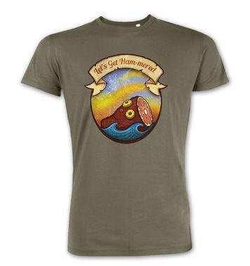 Rum Hammered premium t-shirt