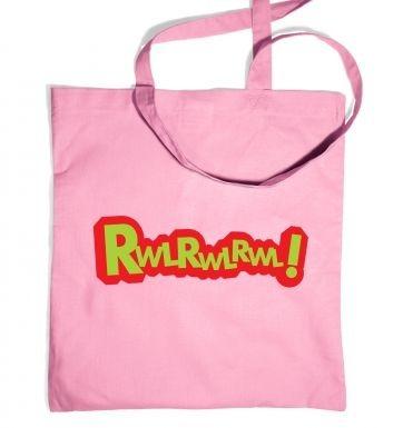 Rwlrwl tote bag