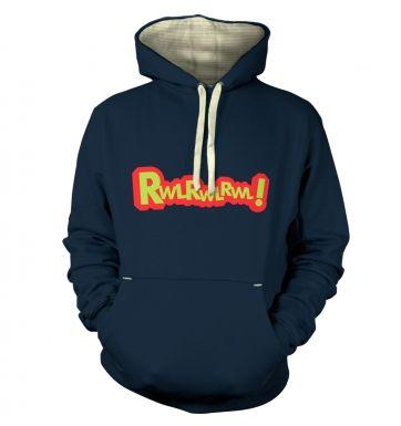 Rwlrwlrwl  hoodie (premium)