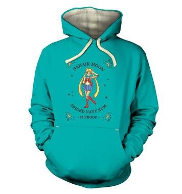 Sailor Moon Rum premium hoodie