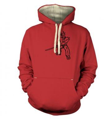 Samurai Ronin Japanese  hoodie (premium)