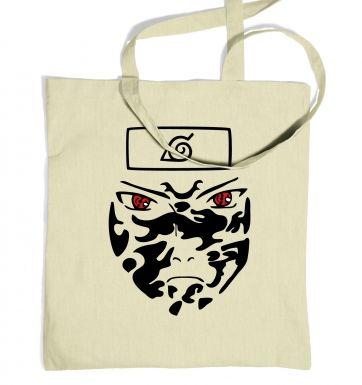 Sasuke Face  tote bag