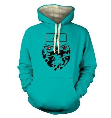 Sasuke Face  hoodie (premium)