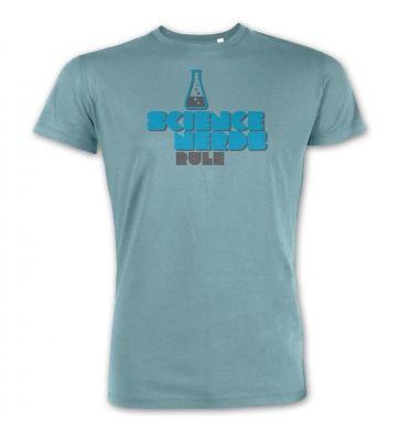 Science Nerds Rule premium t-shirt