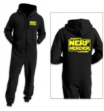 Scruffy Looking Nerf Herder onesie
