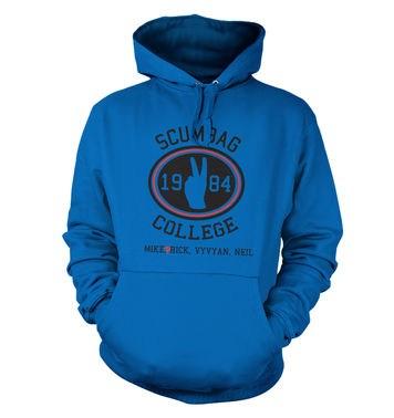 Scumbag College hoodie