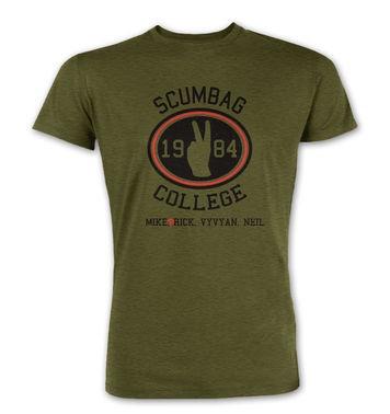 Scumbag College premium t-shirt