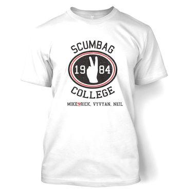 Scumbag College t-shirt