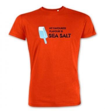 Sea Salt Ice Cream premium t-shirt