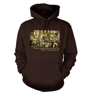 Sepia Science Lab hoodie