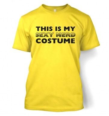 Sexy Nerd Costume t-shirt